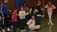 Hei! Velkommen til samling Torsdag 3 november. Medlemmer fra barneskole møtes kl 18.00 – 20.00 Det blir øving med rollefabulering sammen med gruppe 2. Hilsen Hege, Mette og Nina